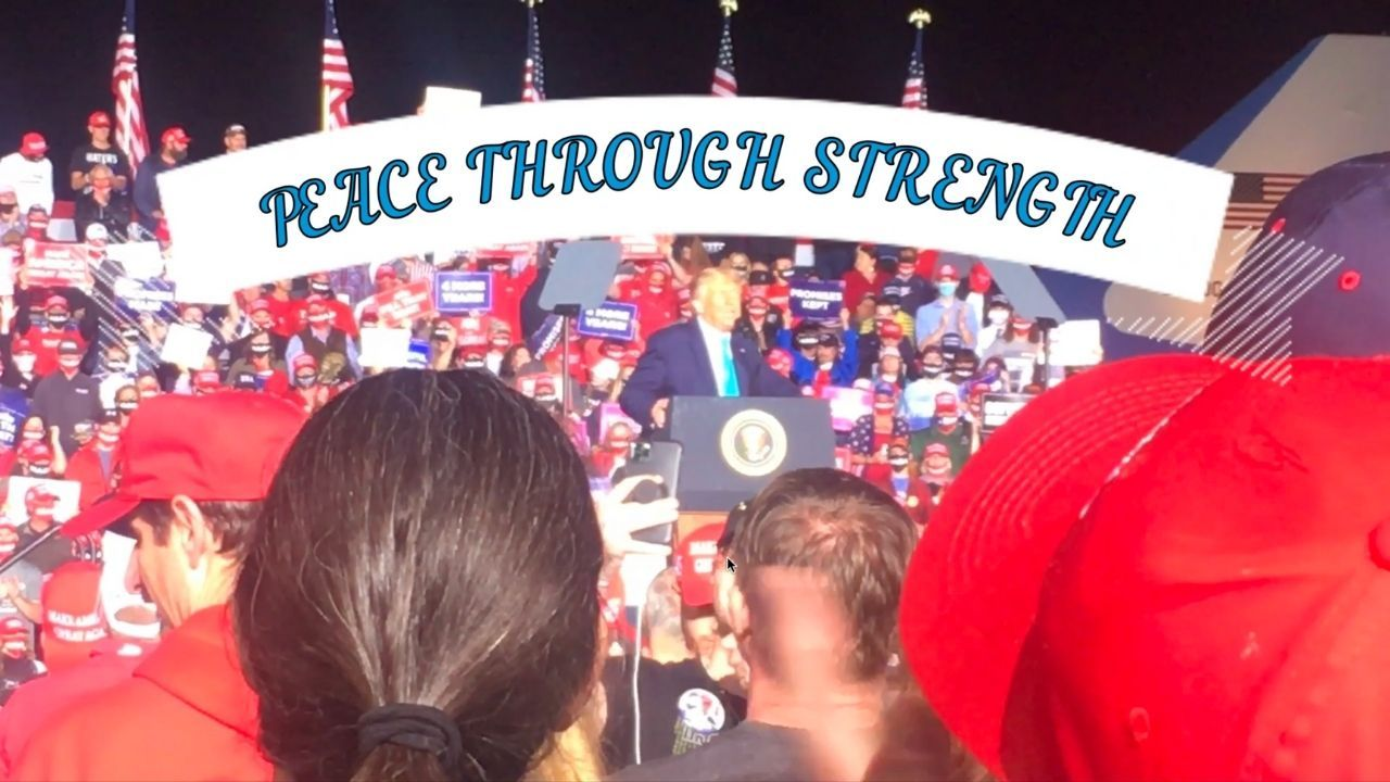 """⚡ TRUMP RALLY MIDDLETOWN, PA: """"AND I LOVE YOU, TOO!"""" ❤️    SEP 26, 2020"""