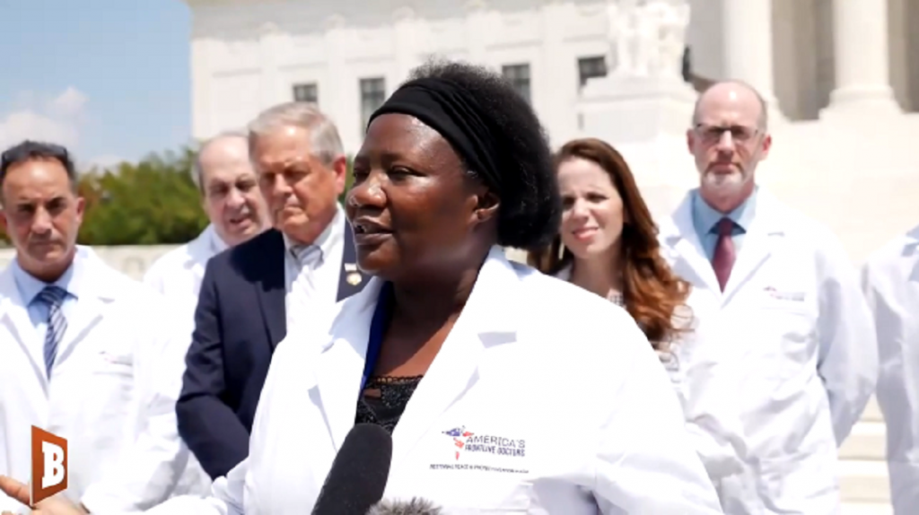 AMERICAN DOCTORS ADDRESS COVID-19 MISINFORMATION WITH CAPITOL HILL PRESS CONFERENCE